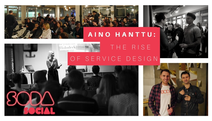 An Interview with Aino Hanttu, Service Design Lead for id.real