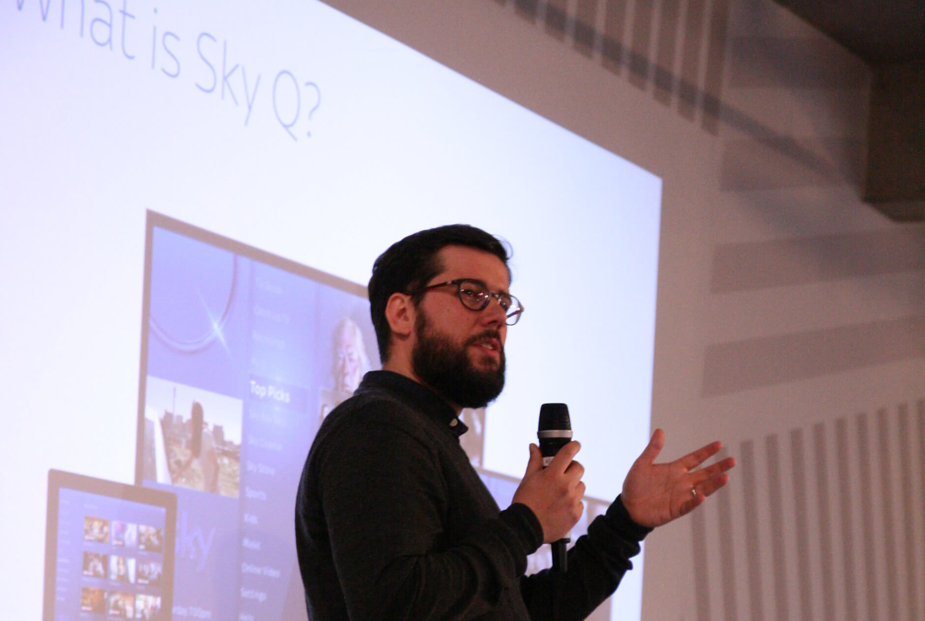 An Interview with Jose Alves, Creative Director for Sky UK